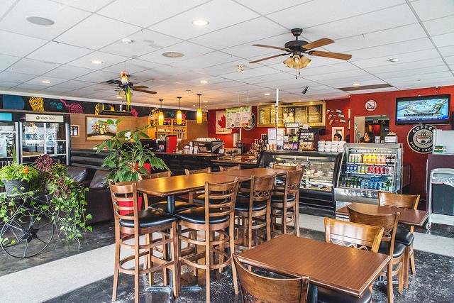 Cafe De Oro Lillooet
